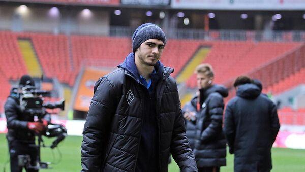 Нападающий самарской футбольной команды Рамиль Шейдаев - Sputnik Азербайджан