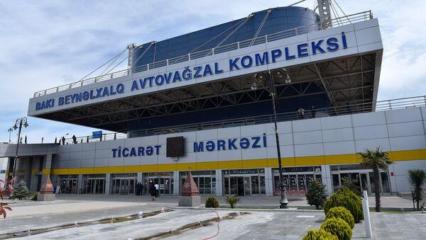 Бакинский международный автовокзал - Sputnik Азербайджан