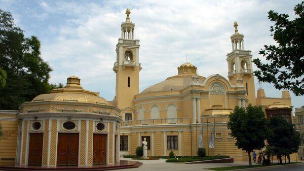 Азербайджанская государственная филармония - Sputnik Азербайджан