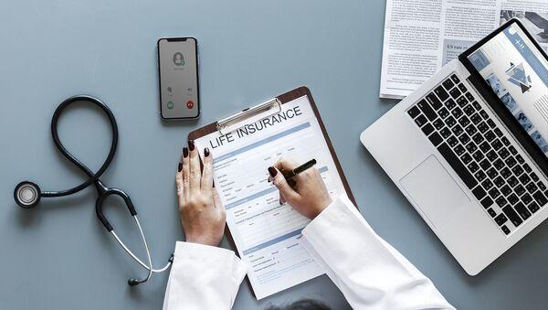 Медицинское страхование - Sputnik Азербайджан