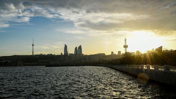 Бакинский приморский бульвар - Sputnik Азербайджан
