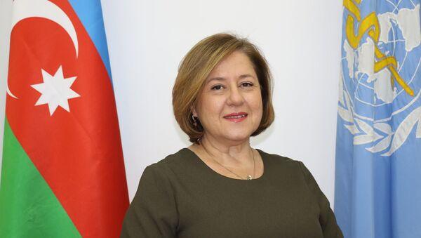 Professor Hande Harmancı - Sputnik Azərbaycan
