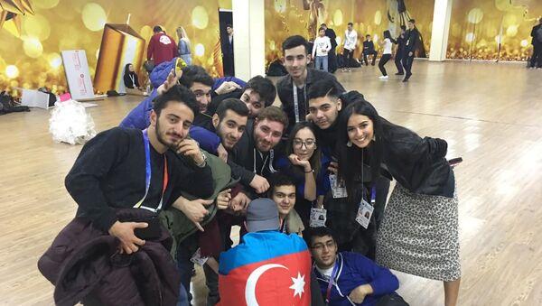 В Сочи завершился 30-й Международный фестиваль КиВиН - Sputnik Азербайджан