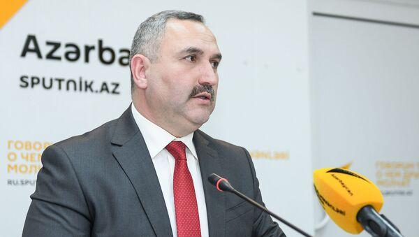 Азер Аллахверанов - Sputnik Азербайджан