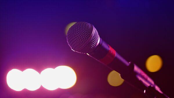 Микрофон - Sputnik Азербайджан