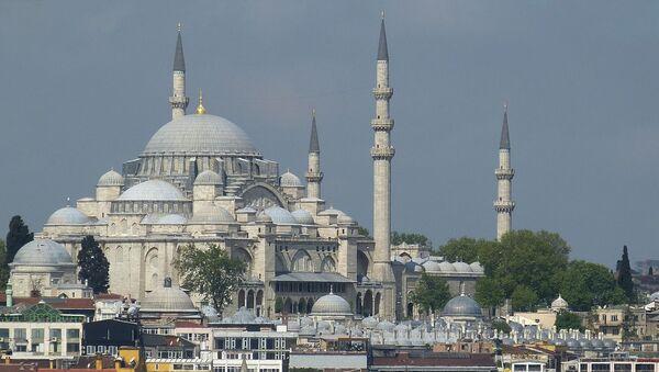 İstanbul, arxiv şəkli - Sputnik Azərbaycan