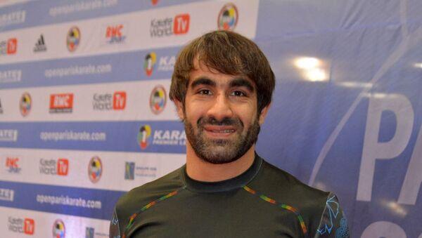 Rafael Ağayev, karate üzrə dünya və Avropa çempionu  - Sputnik Azərbaycan