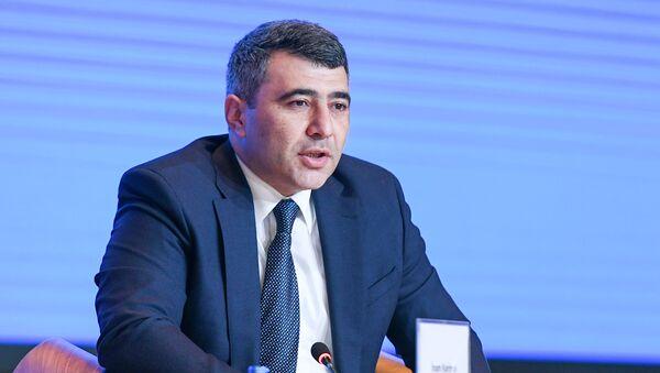 Министр сельского хозяйства Инам Керимов - Sputnik Азербайджан