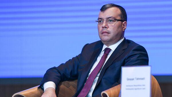 Сахиль Бабаев — Министр труда и социальной защиты населения Азербайджанской Республики - Sputnik Азербайджан