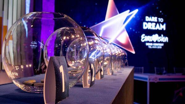 Обнародован порядок выступлений стран на международном песенном конкурсе Евровидение-2019 - Sputnik Азербайджан