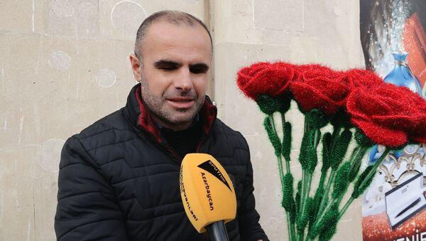 Elçin Abbasov - Sputnik Azərbaycan