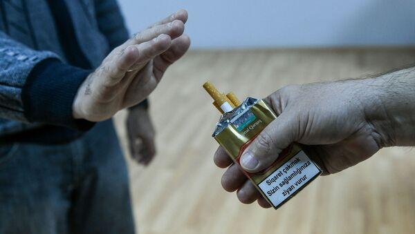 Стоп курению - Sputnik Азербайджан