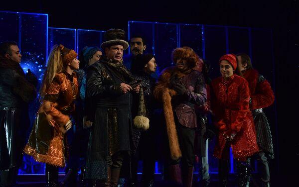 Спектакль Маскарад - Sputnik Азербайджан