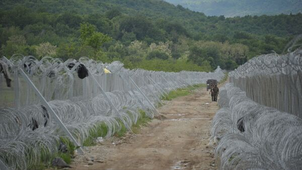 Граница - Sputnik Azərbaycan