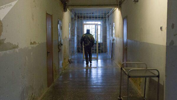 Тюрьма, Армения - Sputnik Азербайджан