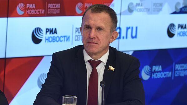 Владимир Кравченко - Sputnik Азербайджан