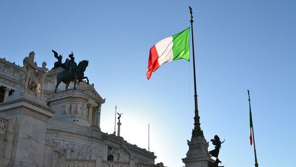 Italian Flag - Sputnik Азербайджан