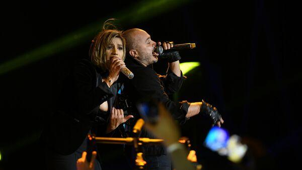 Концерт Ройи Айхан и Мири Юсифа в Elektra Events Hall  - Sputnik Азербайджан