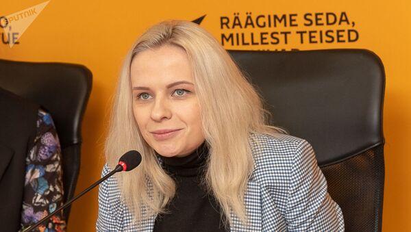 Начальник управления мультимедийных центров SPUTNIK в странах Ближнего Зарубежья и Балтии  - Sputnik Азербайджан