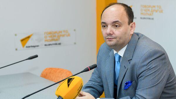 Zamir Hüseynov - Sputnik Azərbaycan