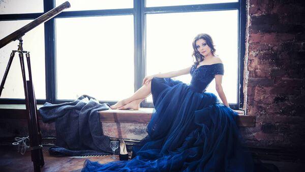 Народная артистка Украины, лауреат многих международных конкурсов артистов балета Татьяна Голякова - Sputnik Азербайджан