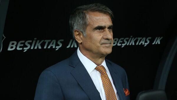 Şenol Güneş - Sputnik Azərbaycan