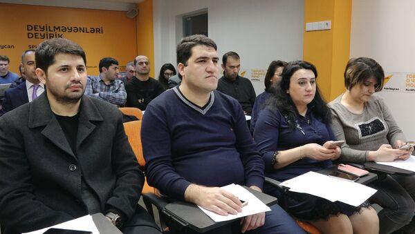 SputnikPro: профессионалы рассказывают, как управлять онлайн-СМИ - Sputnik Азербайджан