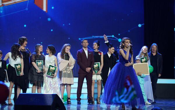 Международный вокальный проект Ты супер! - Sputnik Азербайджан