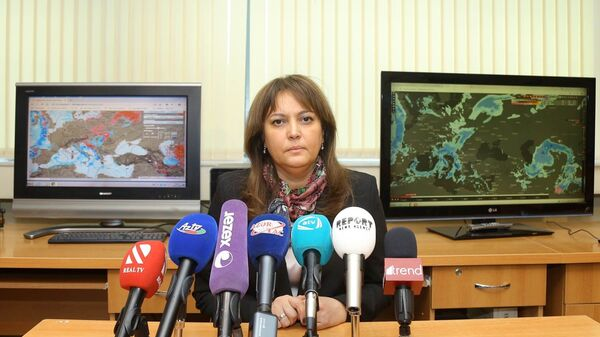 Umayra Tağıyeva - Sputnik Azərbaycan