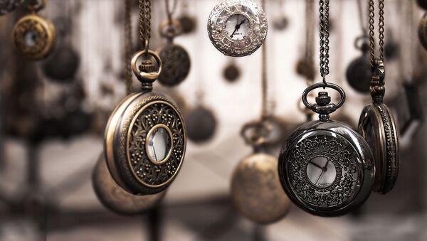 Часы, фото из архива - Sputnik Азербайджан