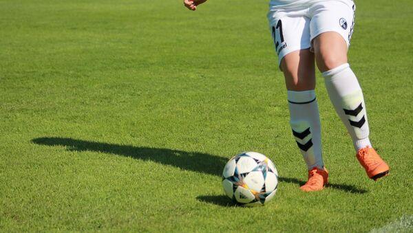 Qadın futbolu - Sputnik Azərbaycan