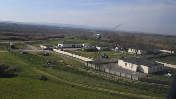 Азербайджанские пограничники пресекли попытку нарушения государственной границы вооруженными лицами из Ирана - Sputnik Азербайджан