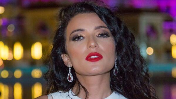 Известная азербайджанская певица Диляра Кязымова - Sputnik Азербайджан
