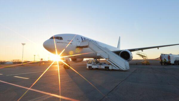Самолет Boeing 777 авиакомпании ИрАэро - Sputnik Азербайджан