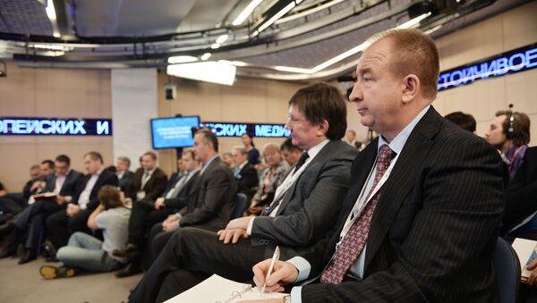 Форум европейских и азиатских медиа 2015 - Sputnik Азербайджан