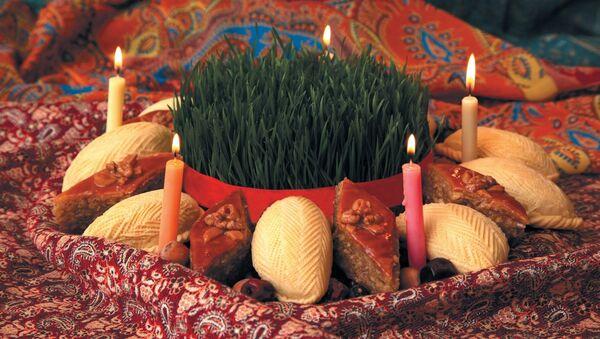 Хонча приготовленная на праздник Новруз - Sputnik Азербайджан