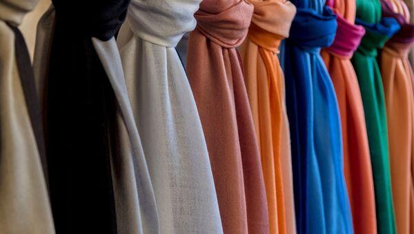 Текстиль, ткани - Sputnik Азербайджан