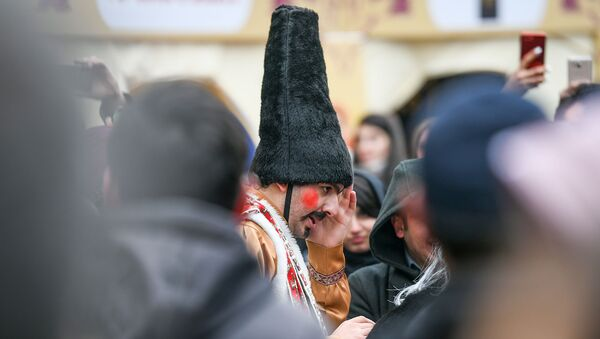 Празднование Новруз Байрамы в Баку - Sputnik Азербайджан