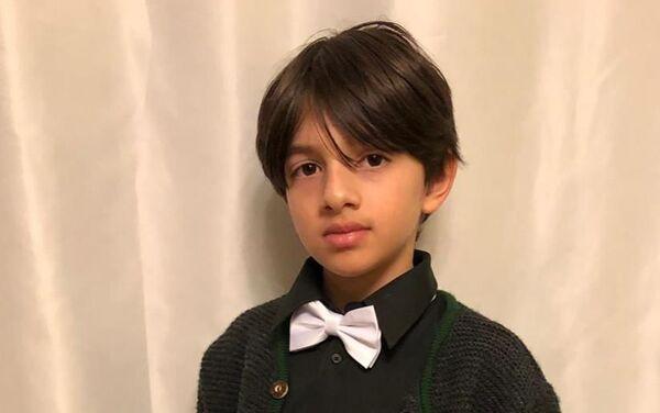 Юный азербайджанский актер Дэннис Ализаде - Sputnik Азербайджан