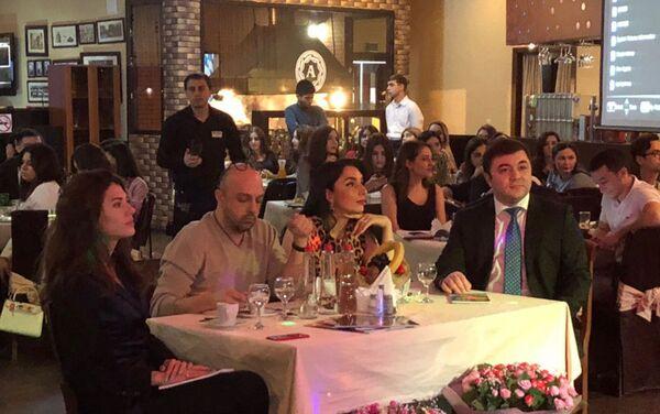 Конкурс Мисс и Мистер АМОР-2019 - Sputnik Азербайджан