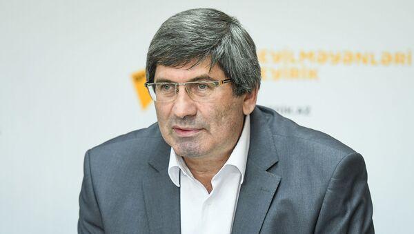 Азиз Алиев – руководитель информационного агентства Sputnik Азербайджан - Sputnik Азербайджан