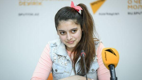 Участница Ты супер! Ханым Ахмадиева - Sputnik Азербайджан