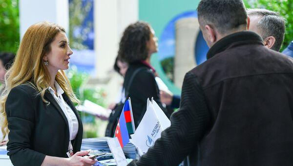 18-я Азербайджанская Международная Выставка Туризм и Путешествия - Sputnik Азербайджан