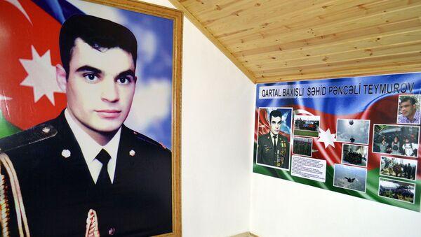 Дом-музей  Панджали Теймурова - Sputnik Азербайджан