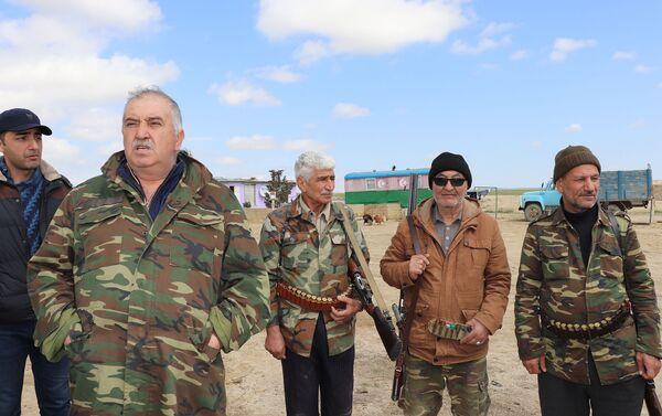 Охотники на волков - Sputnik Азербайджан