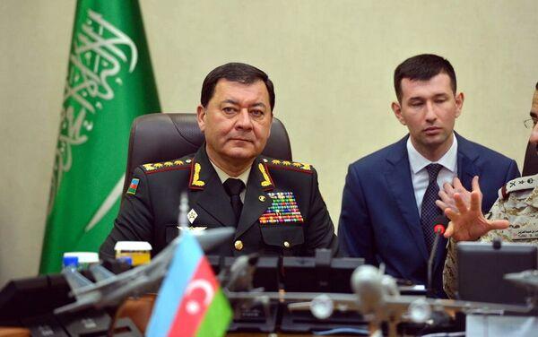 Начальник Генштаба ВС Азербайджана посетил Центр антитеррористической коалиции исламских стран - Sputnik Азербайджан