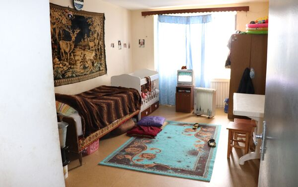 Комната общежития - Sputnik Азербайджан
