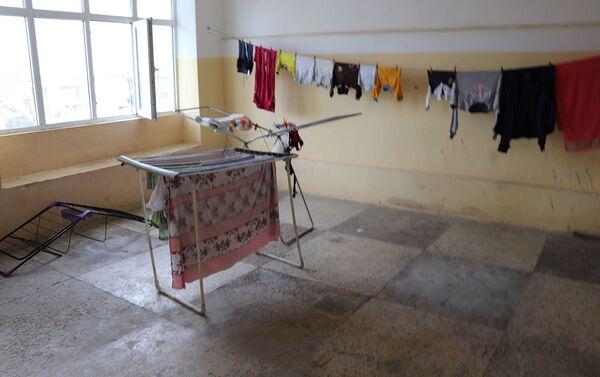 Сущилка общежития - Sputnik Азербайджан