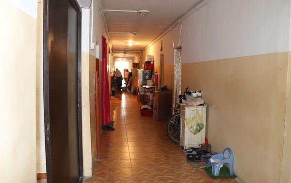 Коридор общежития - Sputnik Азербайджан