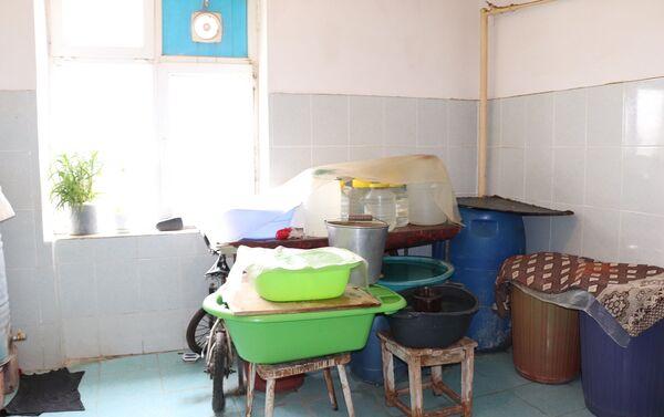 Баня общежития - Sputnik Азербайджан